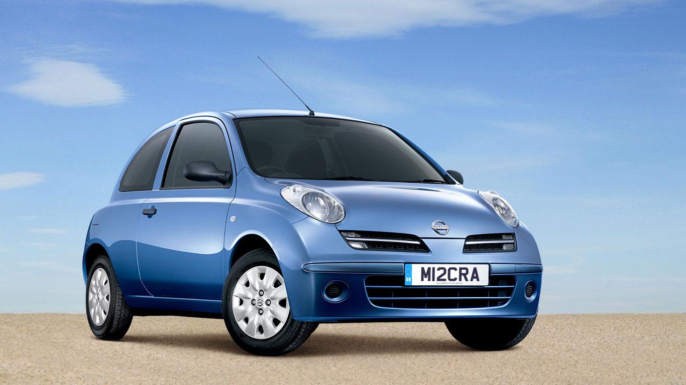 36. Nissan Micra (2002-2010)