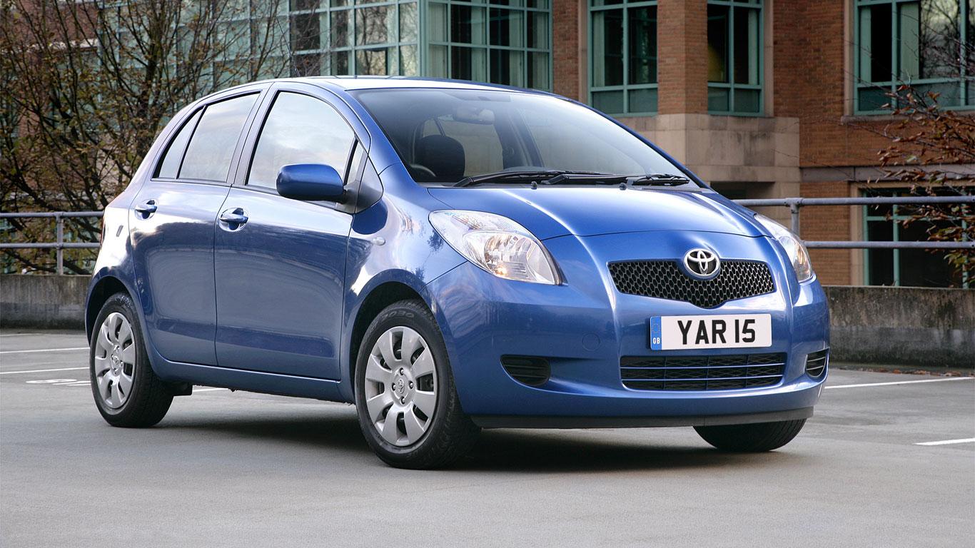 31. Toyota Yaris (2006-2011)
