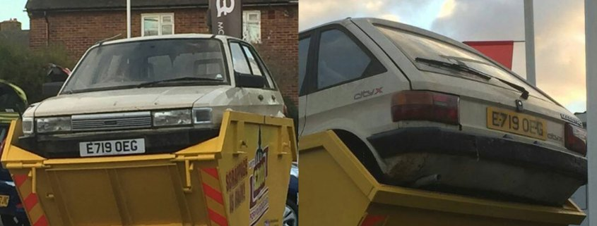 Classic car enthusiasts furious as Vauxhall brings back the scrappage scheme