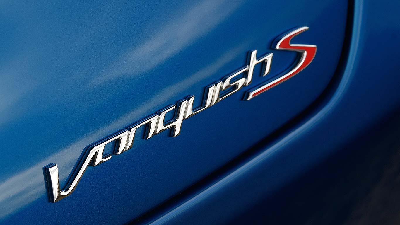 Aston Martin Vanquish S (2017)