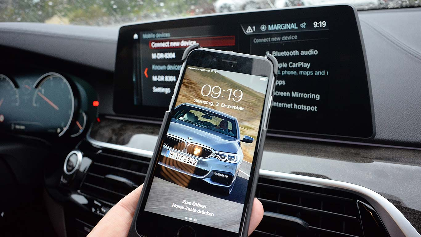 2017 BMW 5 Series Hands-On review