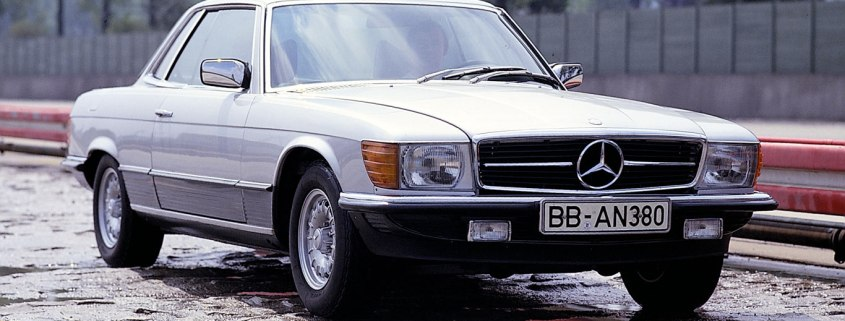 The 10 most popular classic cars – and what they're worth
