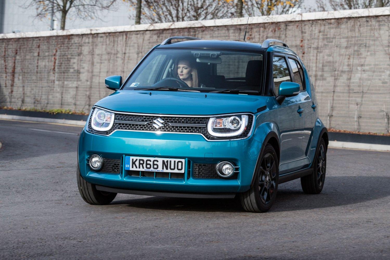 New Suzuki Ignis Sport?