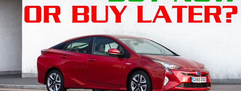 Car tax 2017: buy now or after April?