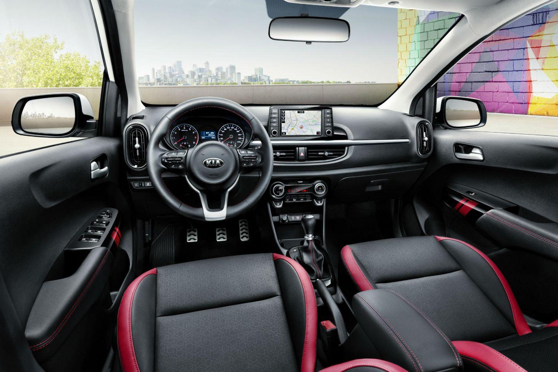 2017 Kia Picanto revealed ahead of Geneva Motor Show debut