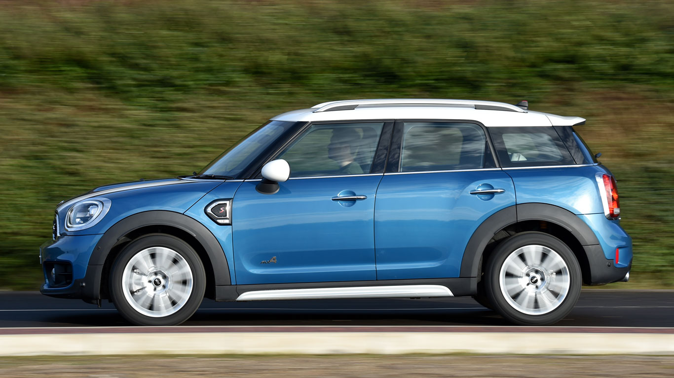 The new MINI Countryman is the biggest MINI ever