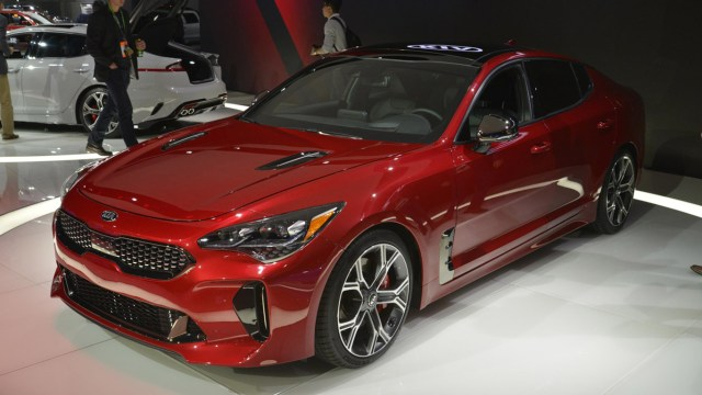 Detroit Motor Show 2017