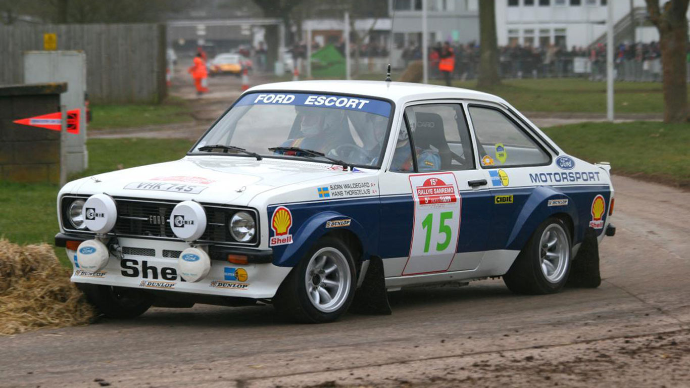 Ford Escort RS1800: £80,000 - £110,000
