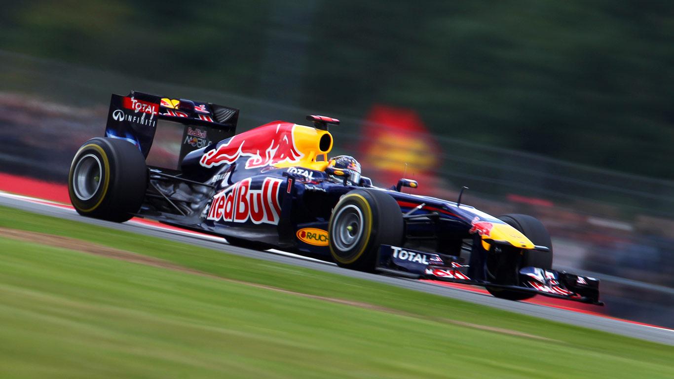 Formula 1 British Grand Prix, Silverstone (14 - 16 July)