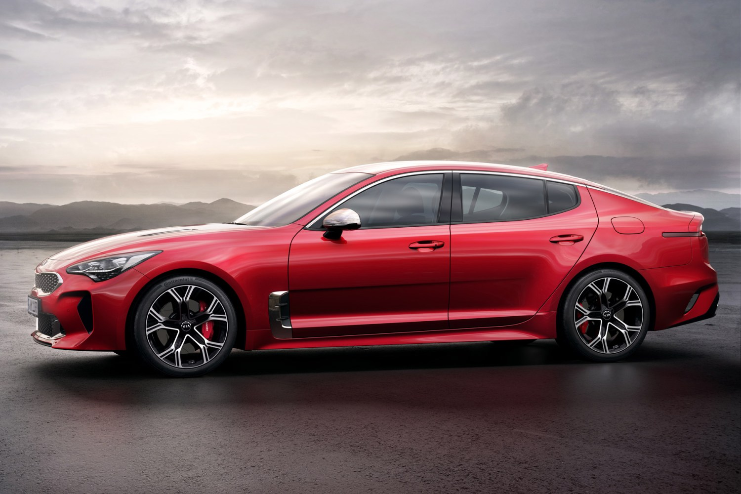 Kia's shock new Stinger will be coming to Europe with a diesel engine