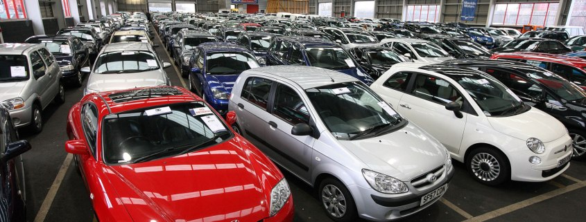 Record numbers of used cars sold in 2016