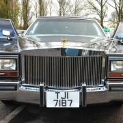 President Trump's Cadillac limo for sale for £50,000