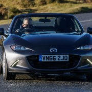 Mazda MX-5 RF review: notes from a first date