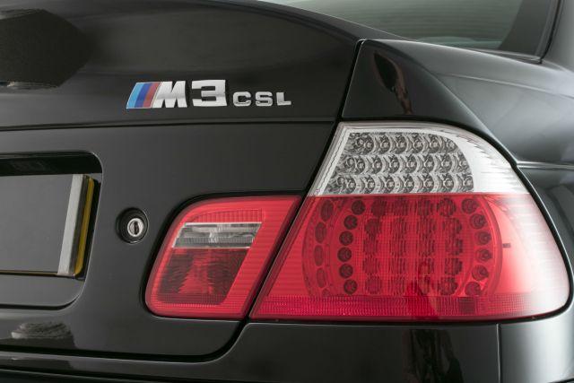 BMW M3 CSL review: Retro Road Test