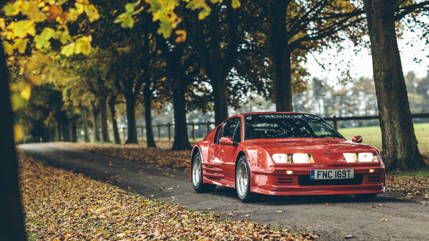 Heroes of road and track at Race Retro auction