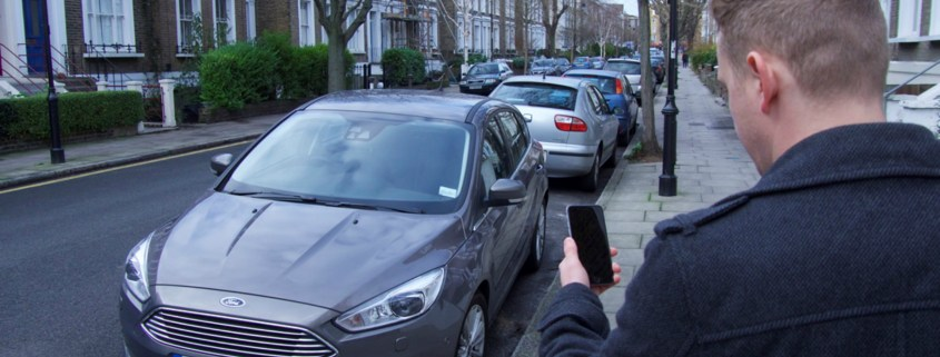 Controversial phone app pays £10 if you snap an illegally-parked car
