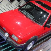 Classic and retro cars at the Geneva Motor Show