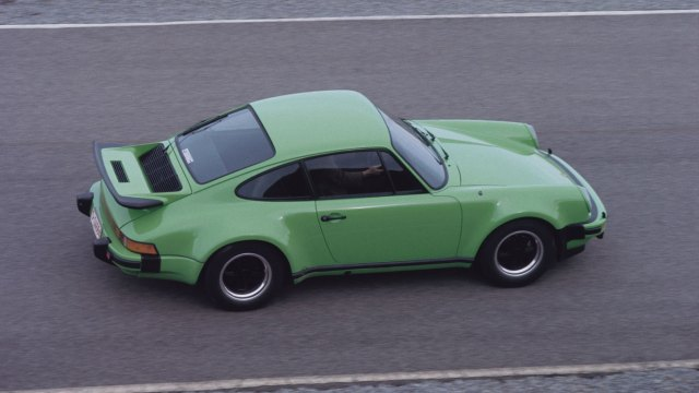Porsche tops list of Europe's most popular classics