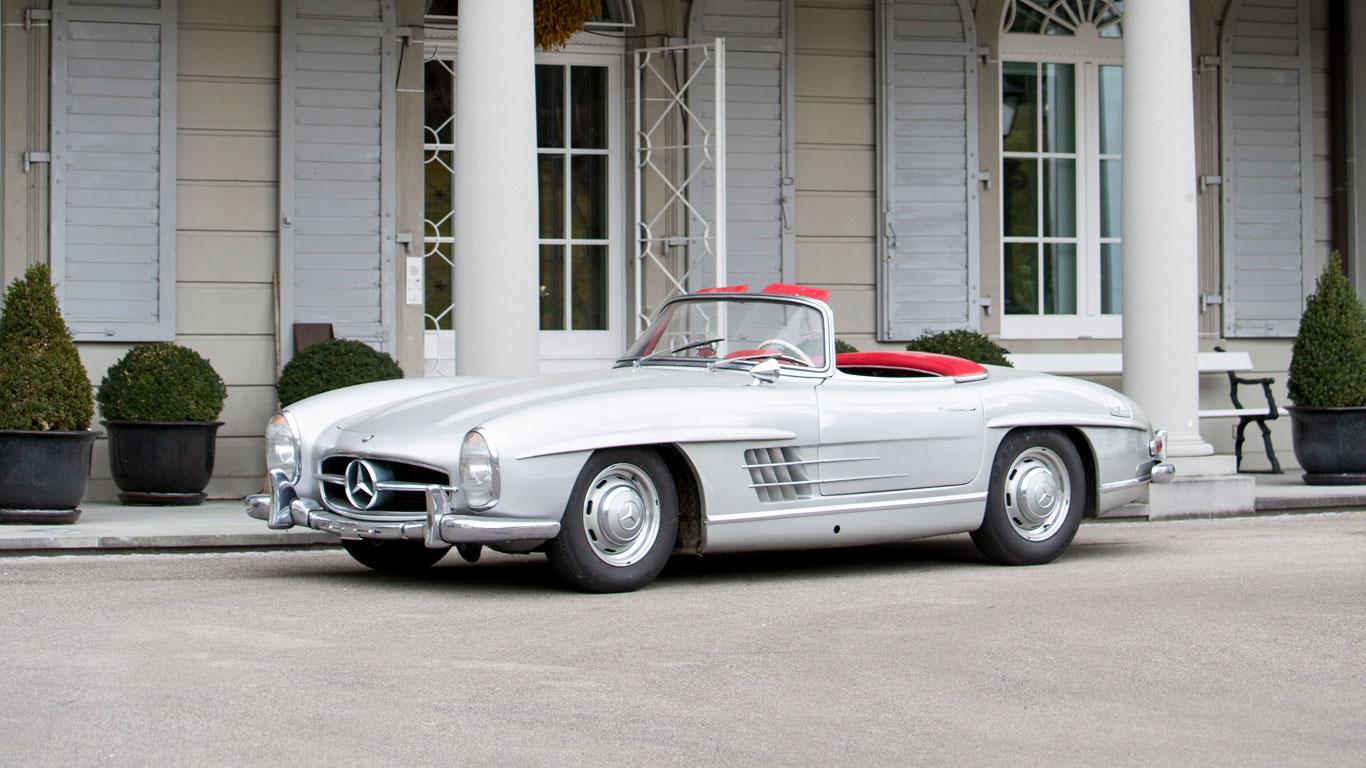 Unique Swiss Castle Find Car Collection For Sale Motoring Research