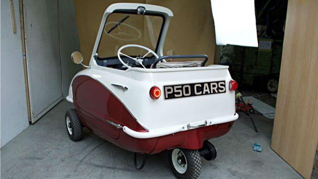 P50 Cars