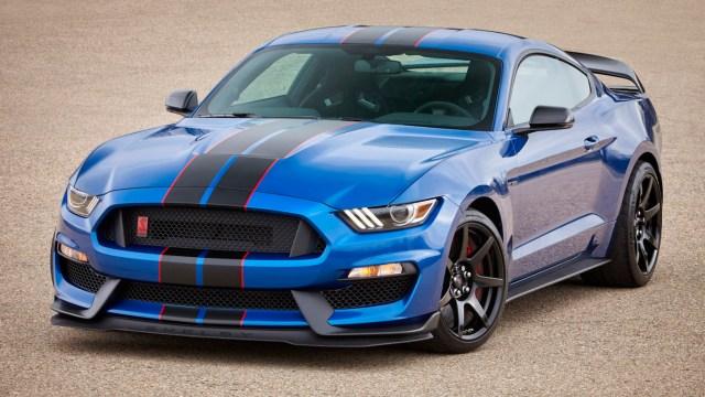 Fast Fords: UK versus USA showdown