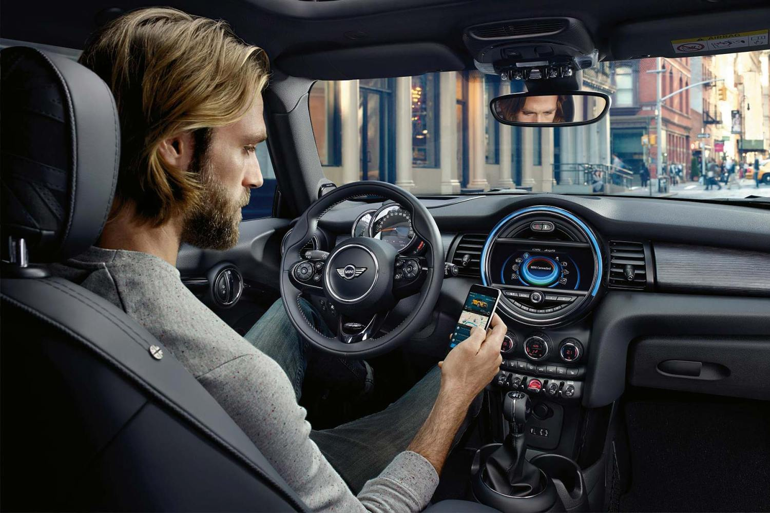 Mini Finally Gets Apple Carplay For 2017 Motoring Research