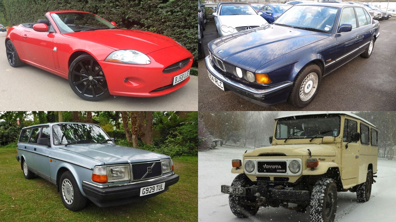 Mile-high club: the highest-mileage cars on Auto Trader