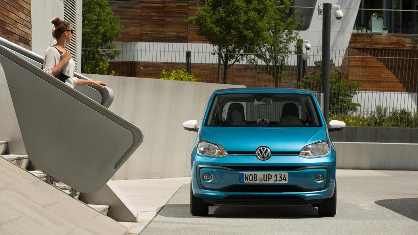 14. Volkswagen Up 1.0 Take Up 3dr