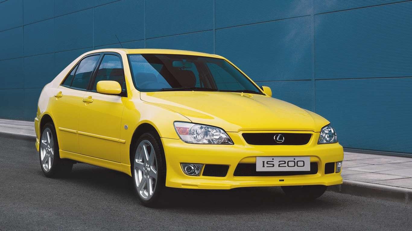 Lexus IS200