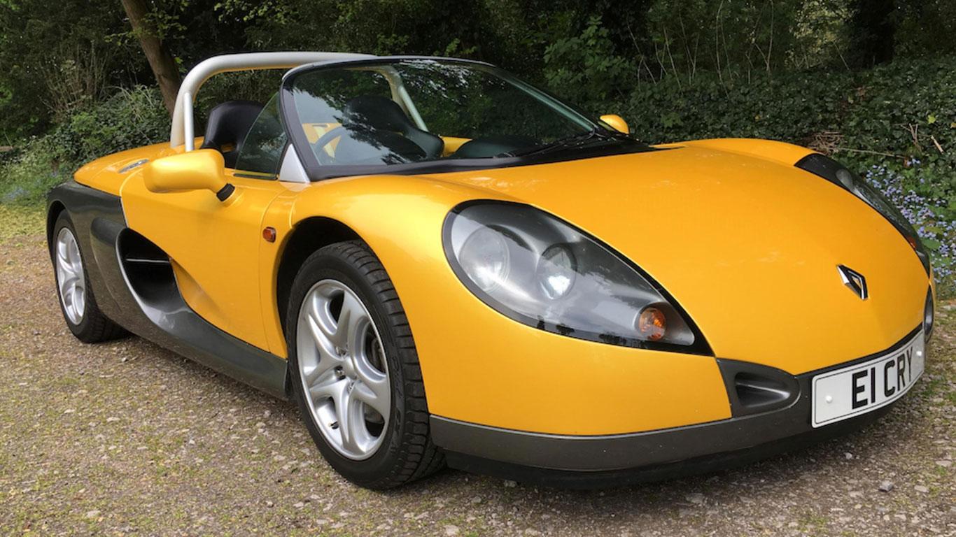 1997 Renault Sport Spider