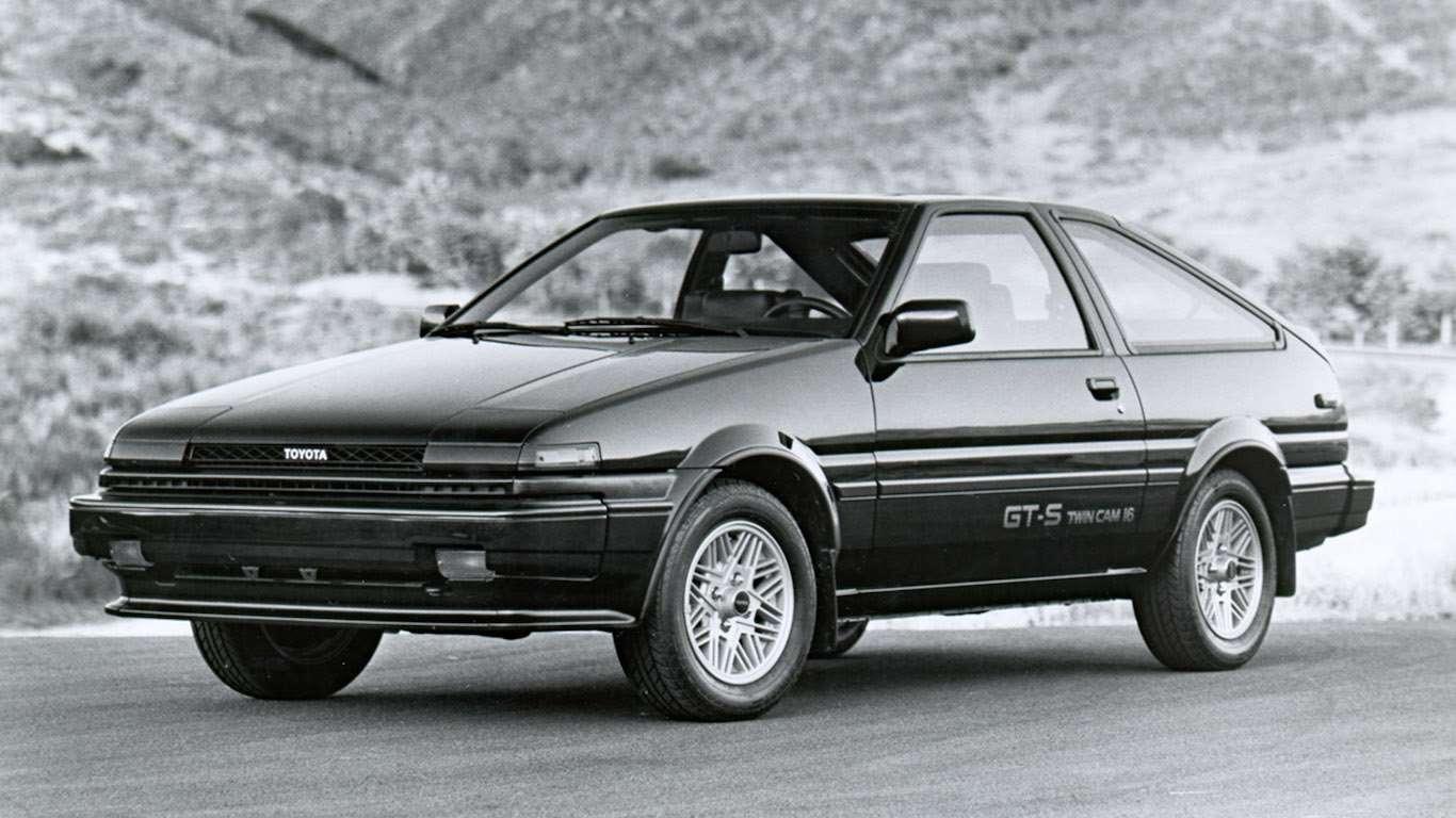 Toyota Corolla (AE86)
