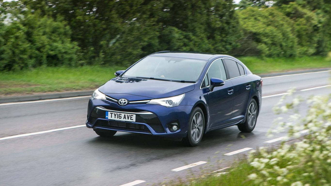5. Toyota: 793 points