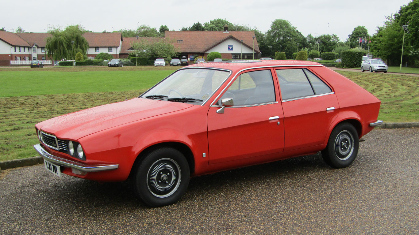 1974 Morris 1800 S 'Wedge'