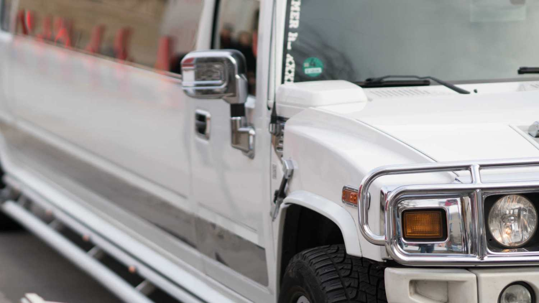 Check promo limo safety