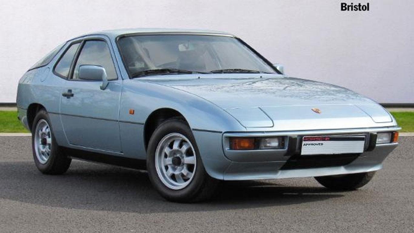 Porsche 924: £29,990