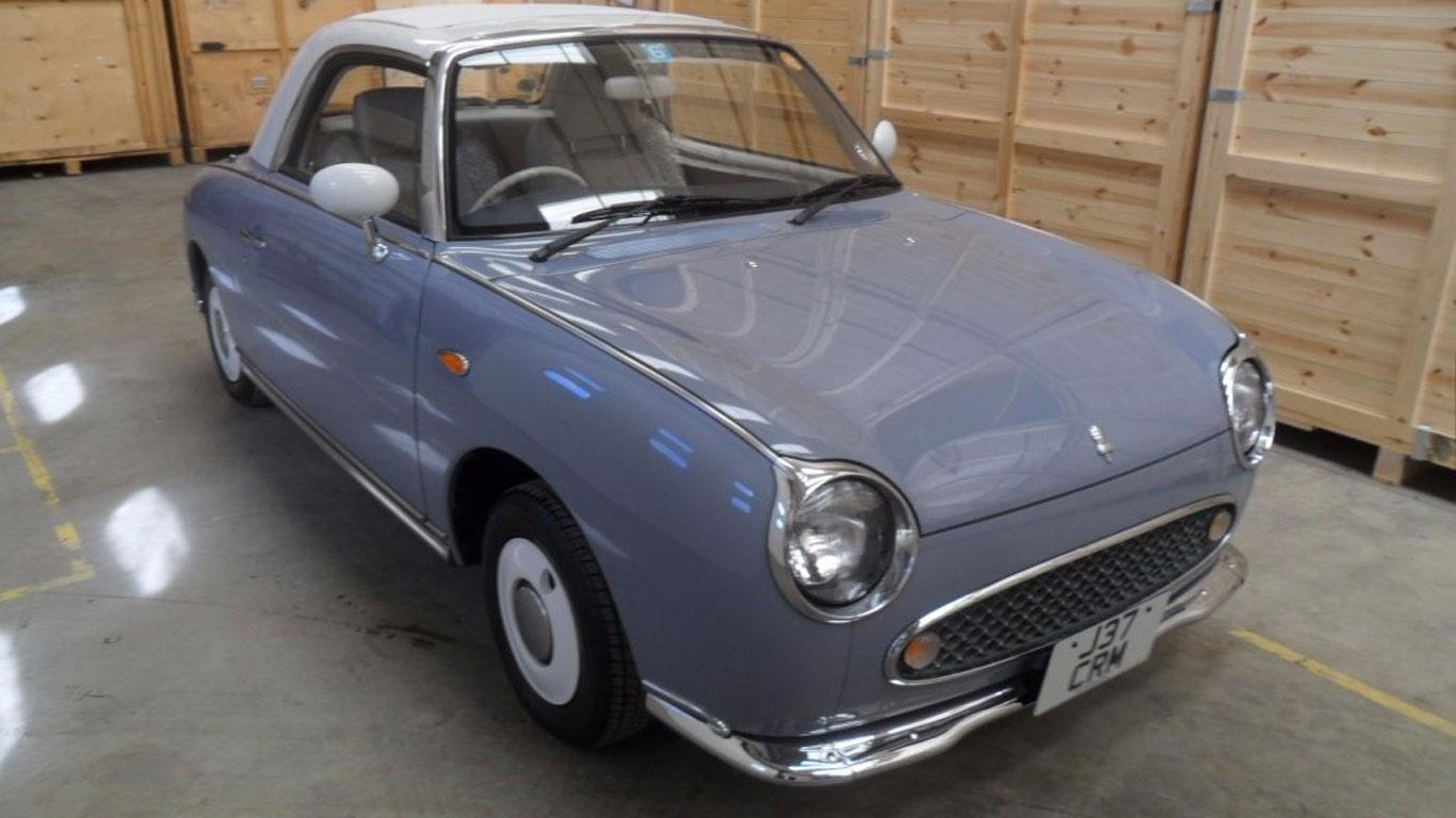 Nissan Figaro: £22,995