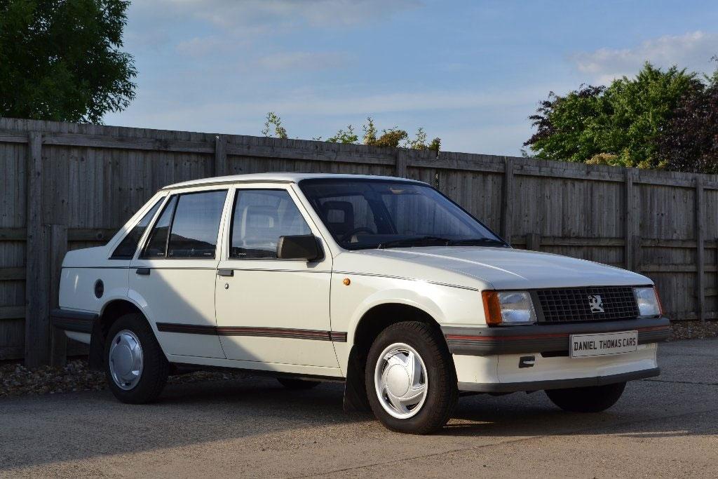 Vauxhall Nova Merit: £3,950