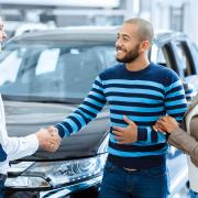 Car dealer sale to customers