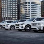 Volvo Cars electrified range