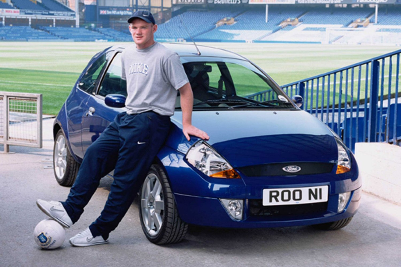 Wayne Rooney Ford SportKa