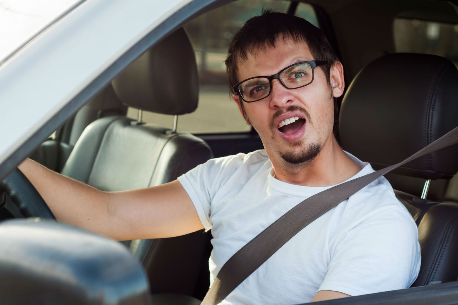 Driving for more than two hours a day makes you stupid