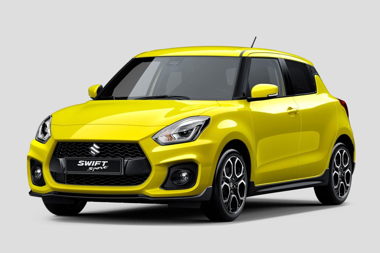 Confirmed: Suzuki Swift Sport will be revealed at Frankfurt