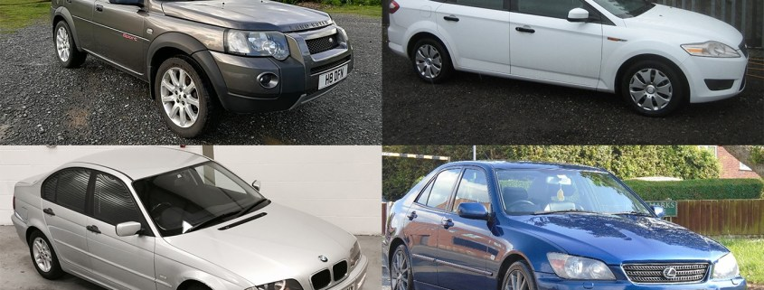 25 brilliant cars you can buy £1,000 or less