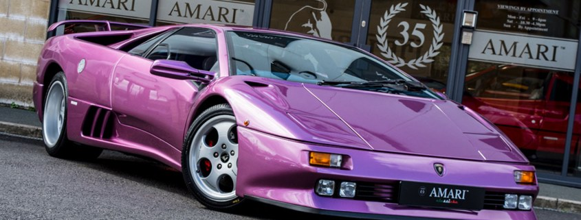 Jay Kay's Cosmic Girl Lamborghini up for grabs