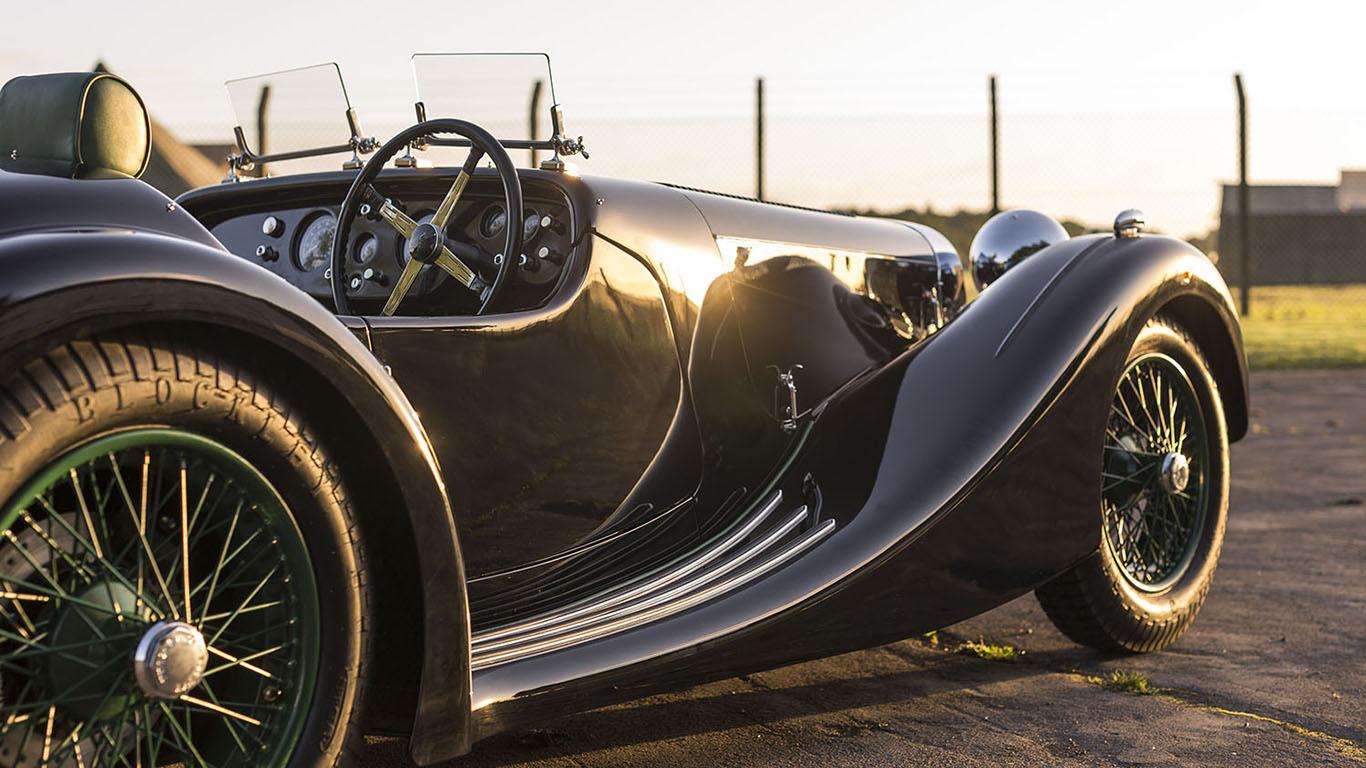Atalanta roadster
