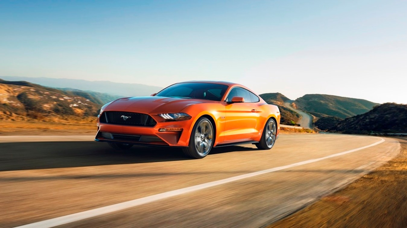 15. Ford - @ford - 2.7m