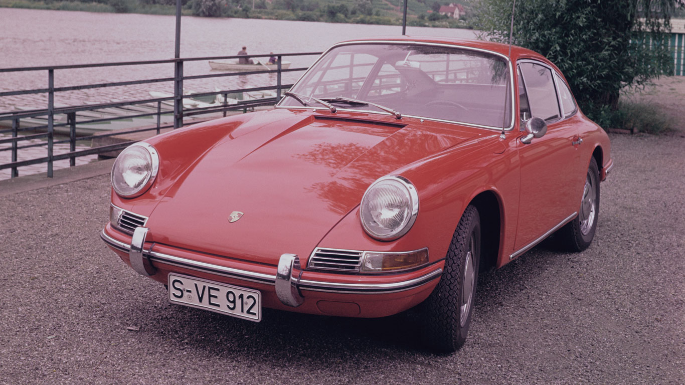 1965: Porsche 912
