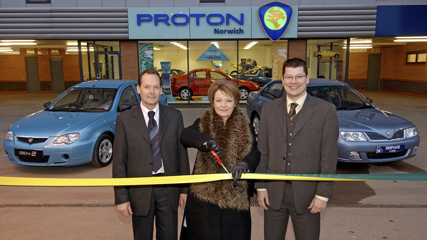 Proton and Norwich City