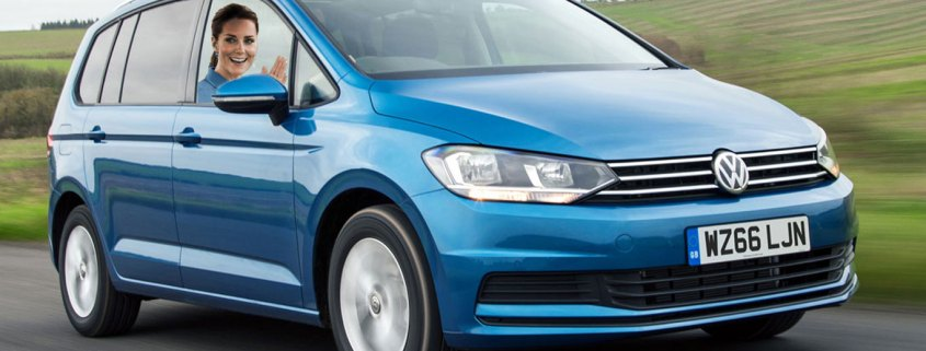 Cars with Isofix points for all three royal babies