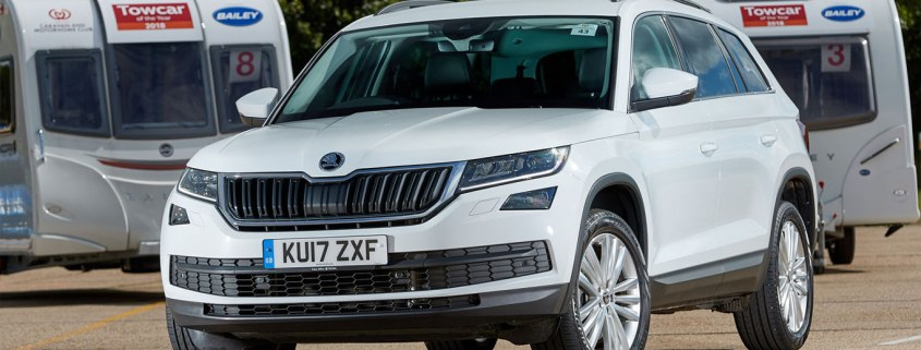 Revealed: the best cars for towing your caravan